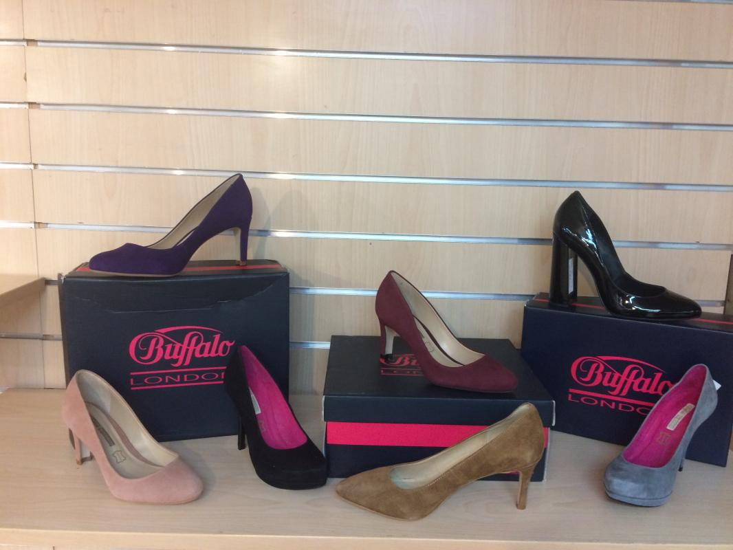 A l'Heure des marques - CHAUSSURES BUFFALO
