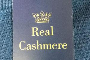 REAL CASHMERE
